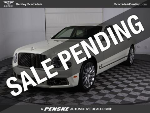 Certified Pre-Owned 2019 Bentley Mulsanne This is a Great Buy!