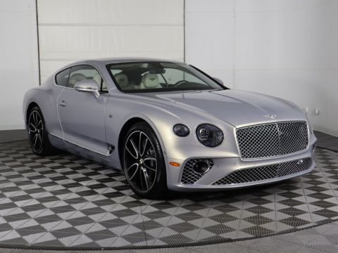 New 2020 Bentley Continental GT V8 First Edition Coupe