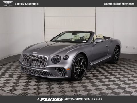 New 2020 Bentley Continental GT First Edition Convertible