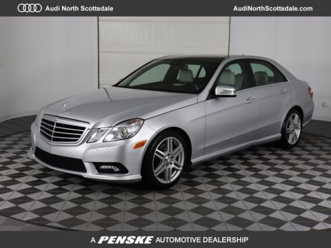 Pre-Owned 2011 Mercedes-Benz E-Class 4dr Sedan E 350 Sport 4MATIC®