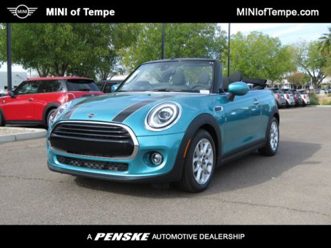 Pre-Owned 2020 MINI Cooper Convertible COURTESY VEHICLE