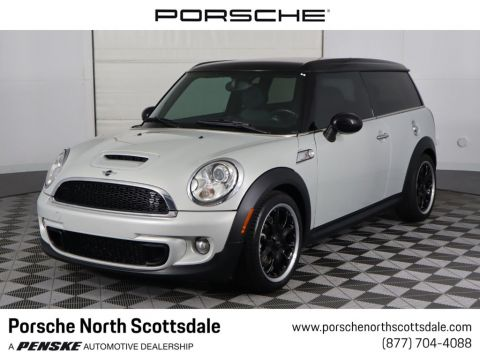 Pre-Owned 2012 MINI Cooper S Clubman