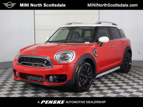 New 2020 MINI Cooper S Countryman COURTESY VEHICLE