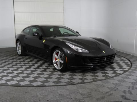 Pre-Owned 2018 Ferrari GTC4Lusso Coupe